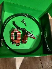 Hope brake e4 red used in good condition