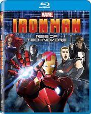 Iron Man: Rise of the Technovore [New Blu-ray] UV/HD Digital Copy, Widescreen,