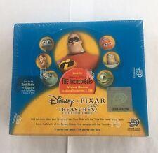 Disney Treasures Pixar Collectors Edition Factory Sealed Box
