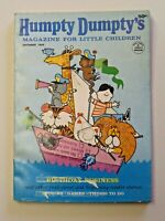 Vtg. Humpty Dumpty's Magazine for Little Children Sept. 1969 Paperback 1148