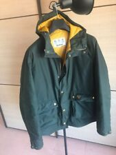 Giacca Barbour Beacon Reelin Waxed Hooded
