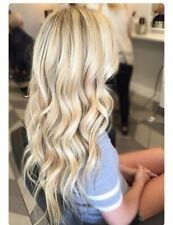 Angel Halo 613 Platinum 100g Human Hair Extension