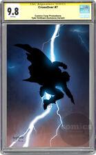 Crossover #7 Tyler Kirkham Excl Virgin Variant (The Dark Knight Returns) CGC 9.8