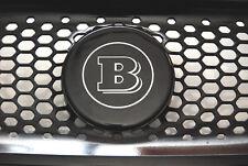 Smart Mercedes ForTwo 453 & For Four II Logo Brabus Emblem für Kühlergrill