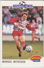 Panini Fussball 92-93 Action Cards #96 Marcel Witeczek 1.FC Kaiserslautern