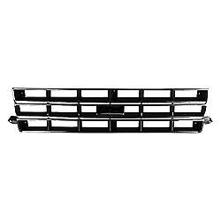 New Grille Chrome Front for Chevrolet S10 1982-1990 GM1200370 14067219  2-Door