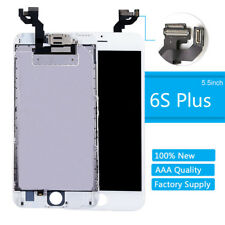 For iPhone 6s Plus LCD Touch Screen Display Replacement Front Camera - White