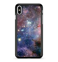 Galaxy Cyber Space Orbit Universe Stars Nebula Starburst 2D Phone Case Cover