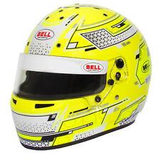 Bell RS7-K Snell K2020 Go Kart Racing Helmet Stamina Yellow