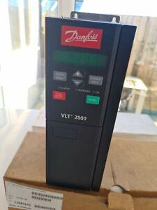 Danfoss VLT2800 195N1051 VLT2822PT 3 phase motor inverter speed control