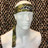 NEW Dye Paintball Headband Protective Tying Head Band - Commando Camo