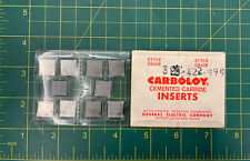 Pack of 10 Carboloy Cemented Carbides SPG 422 999