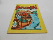 BUFFALO BILL MENSUEL NUMERO 41 EDITION MONDIALES 1961