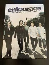 Entourage - The Complete Fifth Season (DVD, 2009, 3-Disc Set)