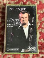 serenade - acker bilk .his clarinet & strings  . cassette