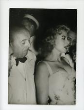 Mara Berni à la Biennale de Venise Vintage silver Print Tirage argentique  1