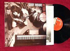 LP GARY MOORE AFTER HOURS 1992  EMI / VIRGIN  SO. KOREA PRESSING + INSERT  NM