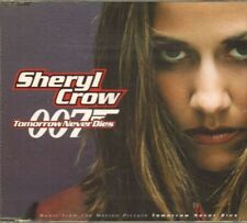 Sheryl Crow(CD Single)Tomorrow Never Dies-A&M-582 457-2-UK-1997-VG