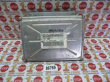 2000 00 CHEVROLET MALIBU ENGINE COMPUTER MODULE ECU ECM 09380717 DBTP OEM