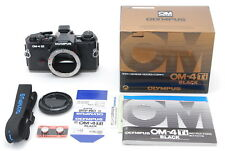 Olympus OM-4Ti Black Film Camera 3275#GC