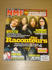 NME 2006 MAY 6 RACONTEURS RAZORLIGHT LIBERTINES HOLE