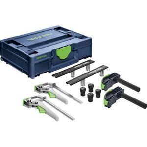 Festool SYS-MFT Fixing-Set im SYS3 M 112 blau MFT-FX 577131 Limited Edition