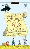 The Wonderful Wizard of Oz (Signet Classics) by L. Frank Baum