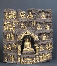La Vie de Bouddha, Sculpture newar du NEPAL