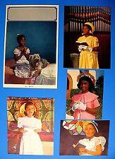 60s VtG Black AmeriCana ChiLdren GiRl Prayer Church ReliGiOn Ad Photo PriNt Art