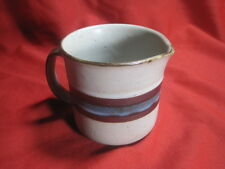 Vintage Otagiri Horizon Hand Crafted Stoneware Japan Creamer with Handle!