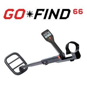 Minelab Go-Find 66 Metal Detector