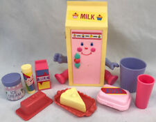 Mattel Cherry Merry Muffin Pour 'N Chill Complete Playset Vintage 1988