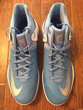 Nike Kevin Durant KDTREY5 Tarheel Carolina Blue Men's Size 18