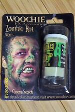 WOOCHIE ZOMBIE ROT GREEN SLIME MAKEUP COSTUME ACCESSORY FA143