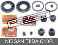 Rear Brake Caliper Repair Kit For Nissan Tiida C13R (2015-)