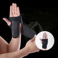 1* Breathable Wrist Hand Brace Support Splint-Carpal Tunnel Sprain Arthritis Gym