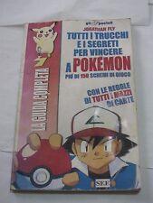 Tutti i trucchi e i segreti per vincere a Pokemon - edizione del 2000