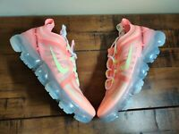 NEW Nike Air Vapormax 2019 Pink Tint Running Shoes AR6632-602 Womens Size 7.5