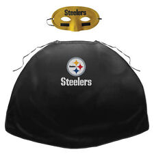 NFL Pittsburgh Steelers Cape and Mask Set