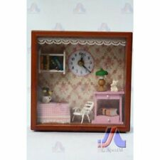 Dollhouse Clock Big Study