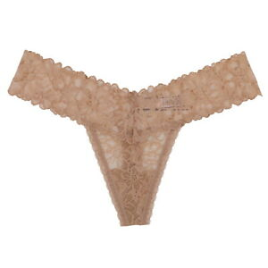 Victoria's Secret Panties The Lacie Thong Underwear Lace Panty Bottom Vs New Nwt
