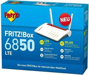 Fachhändler: AVM FRITZ!Box 6850 (LTE-Modem, bis zu 150 MBit/s, WLAN AC+N