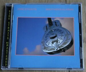 Dire Straits - Brothers in Arms (1996) - A Fine CD - Remastered