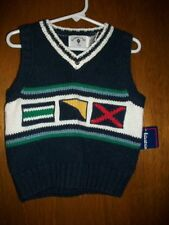 Boys Kitestrings sweater vest NWT Size 2T