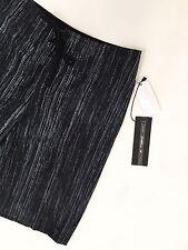 NWT O'Neill Barbados Swim Trunks BoardShorts Size28 Gray Black Chains Pocket