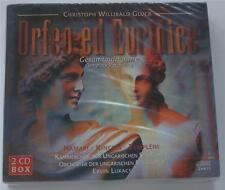 Gluck : Orfeo Ed Euridice Complet Neuf Scellé 2- CD Coffret Allemand Importation
