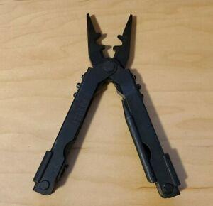 Gerber MP 600 DET Multi Plier,  Black Oxide, Remgrit MP600 - Excellent Cond. K55