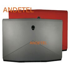 """New FOR DELL Alienware M15 15.6"""" LCD A Shell Back Cover  0R1NG4 0N534Y 0V2KV6"""