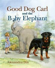 Good Dog Carl and the Baby Elephant (2016, Hardcover)