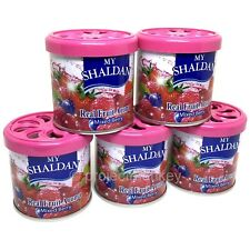 My Shaldan Air Freshener Mixed Berry x 5 Can Automotive Car Fragrance Scent